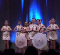 China Parasol - Music for Dance School and Theatre productions by David Beard Music Production
