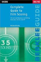 Complete Guide to Film Scoring - Richard Davis