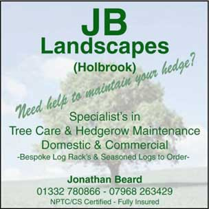 JB Landscapes - Derbyshire UK