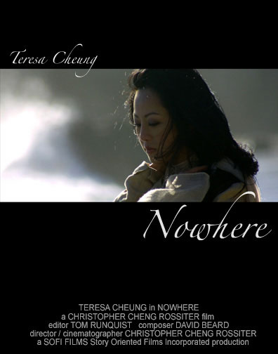 Nowhere - Director Christopher Rossiter - Film Music Composer David Beard
